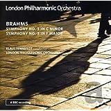 テンシュテット ブラームス 交響曲 第1番 第3番