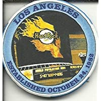ハードロックLos Angeles California Established 1982カジノチップ