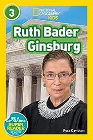 National Geographic Reader: Ruth Bader Ginsburg (L3)