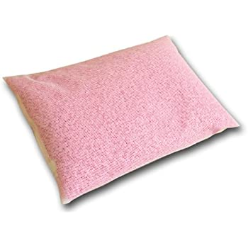 日本製 洗える パイプ枕 43×63cm ピンク スタンダードパイプ クズが出にくい 新品パイプ使用