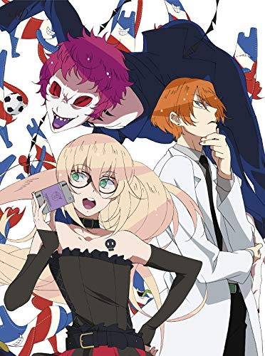 「GATCHAMAN CROWDS insight」Vol.4 Blu-ray