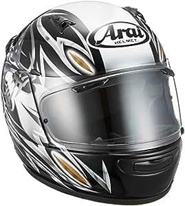 アライ(ARAI) バイクヘルメット フルフェイス QUANTUM-J Eternal ブラック L (頭囲 59cm~60cm)