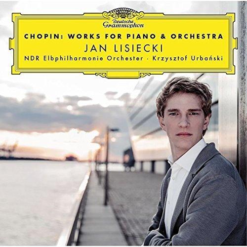 ショパン:アンダンテ・スピアナートと華麗なる大ポロネーズ、他-ピアノと管弦楽のための作品集の詳細を見る