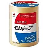 ニチバン セロテープ 大巻 5巻入 24mm×35m CT405AP-24