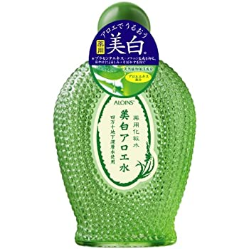 アロインス 美白アロエ水 薬用化粧水 150mL