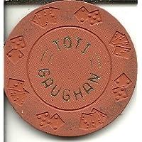 トティGaughan Dealer学校スーパーObsoleteラスベガスカジノチップ