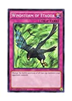 遊戯王 英語版 BP03-EN196 Windstorm of Etaqua イタクァの暴風 (シャターホイルレア) 1st Edition