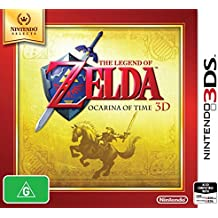 3DS NS The Legend of Zelda: Ocarina of Time 3D