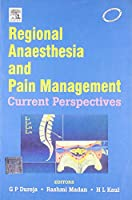 Regional Anaesthesia & Pain Management C