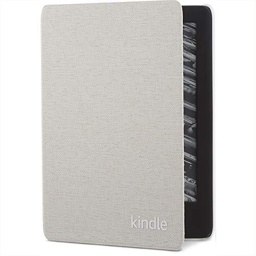 Amazon純正 Kindle(第10世代) 用 ファブリックカバー サンドストーンホワイト