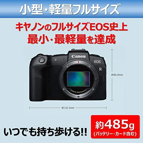 ミラーレスカメラ EOS RP・RF24-240 IS USM レンズキット...