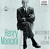 Milestones of a Legend by Henry Mancini