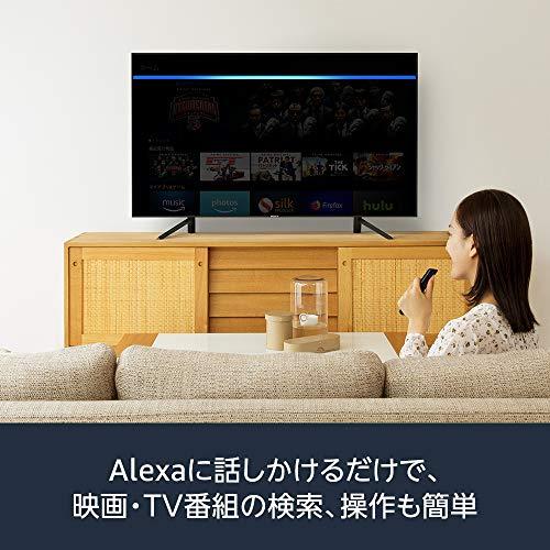 『Fire TV Stick 4K - Alexa対応音声認識リモコン付属』の5枚目の画像