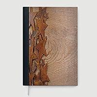 コンポジションブック/ノートブック、ウェスタン、有名なベルロックとコートハウス ビュート セドナ アリゾナ USA ネイチャーデザート装飾、96罫線シート、B5/7.99x10.02インチ B5,7.99x10.02 in マルチカラー