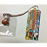 ハローキティ ストラップ 根付 沖縄限定 八重山 水牛バージョン Hello Kitty サンリオ sanrio はっぴぃえんど