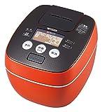 タイガー 炊飯器 一升 圧力 IH アーバンオレンジ 炊きたて 炊飯 ジャー JPB-G181-DA Tiger