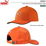 プーマ ゴルフ Puma Golf–猫パッチ2.0調節可能なキャップ One Size Fits Most 05296103