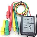三相用 検相器 LED ブザー ケース付 変圧 インバーター 検電 ブレーカー コンセント コード 延長コード スイッチ