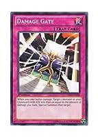 遊戯王 英語版 YSKR-EN048 Damage Gate ダメージ・ゲート (ノーマル) 1st Edition