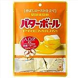 味覚糖   バターボールプレミアム  80G