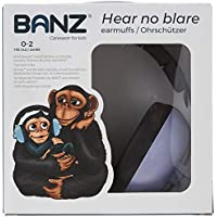 Baby Banz earBanZ Infant Hearing Protection, Purple