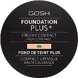 [GOSH ] 基礎プラス+クリーミーコンパクト蜂蜜006 - Foundation Plus+ Creamy Compact Honey 006 [並行輸入品]