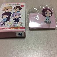 newgame! ニューゲーム new game クリアバッジコレクション 遠山りん