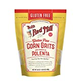Bob's Red Mill Gluten Free Corn Grits/Polenta, 680 g