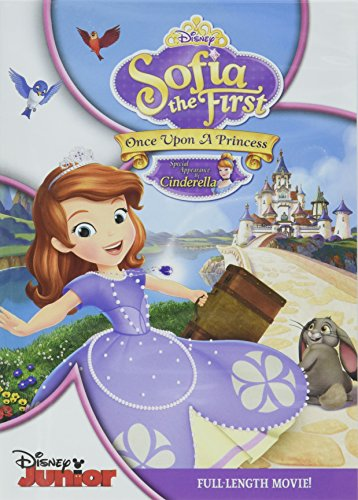 Sofia the First: Once Upon a Princess [DVD] [Import]