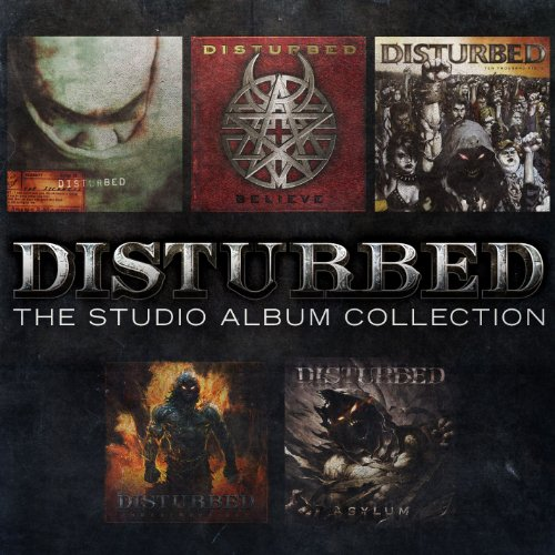 The Studio Album Collection [E...