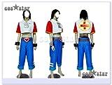 ボボボーボ・ボーボボ ビュティ風 コスプレ衣装 男性オーダーサイズ