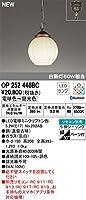 OP252446BC オーデリック LEDペンダントライト(ランプ別梱包)