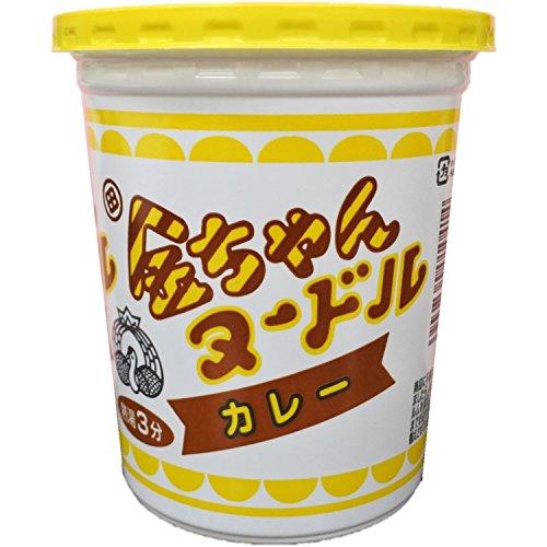 徳島製粉 金ちゃんヌードルカレー 83g×12個