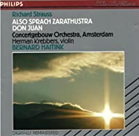 Also Sprach Zarathustra / Don Juan