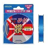 GOSEN(ゴーセン)GT-6224 テクミーテーパー砂紋 213m 1.5-5号 ライン PE テーパー力糸 投釣 542277