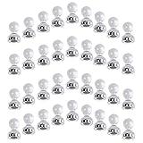 超強力マグネット 36個セットUlykal 透明色マグネット 磁石 画鋲マグネット エコ素材 オフィス用品 学校用品 地図 ホワイトボード 冷蔵庫 掲示板に