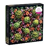 Artichoke Floral 500 Piece Puzzle