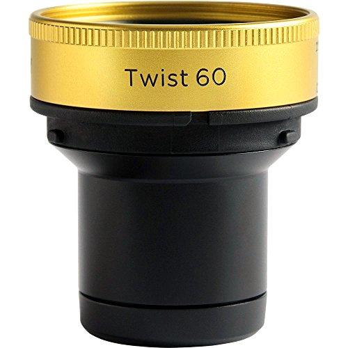 Lensbaby 単焦点レンズ twist 60 60mm F2.5 オプティック レンズユニット単体 レンズベビー光学系交換シス...