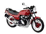 青島文化教材社 1/12 バイクシリーズ No.53 ホンダ CBX400F カスタムパーツ付き プラモデル