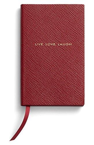 [SMYTHSON] レディース ハンドバッグ Smythson 'Live Love Laugh Panama' Pocket [並行輸入品]