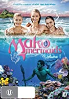 Mako Mermaids - Season 1 (Ep. 1-13) - 2-DVD Set (Mako Mermaids - Season One - Episodes 1-13 (Volume 1)) [ NON-USA FORMAT PAL Reg.0 Import - Australia ] [並行輸入品]
