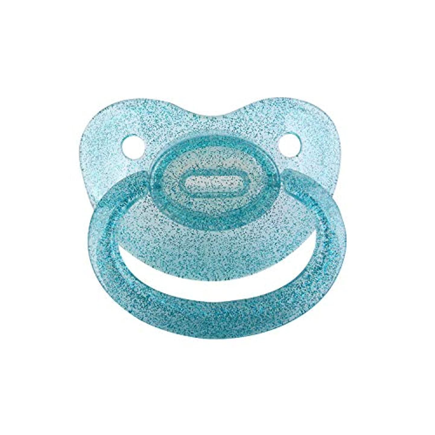 お手入れいたずら罪悪感大人のおもちゃのためのABDLおしゃぶり工芸品 (绿)