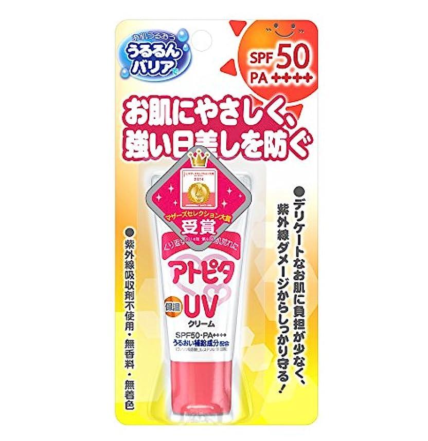 流体フラップまあアトピタ 保湿 UVクリーム SPF50 PA++++ 20g