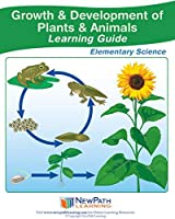 Growth of Plants/Animals Student Guide (Grades 3-5) ? Self-Directed Readings Illustrated Explanations Labs Vocabulary and Quizzes (36 Pages) [並行輸入品]