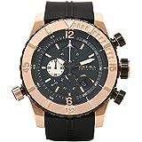 ブレラ オロロジ 時計 メンズ BRERA OROLOGI BRDVC4702 SOTTOMARINO DIVER 腕時計 ウォッチ ブラック/ブラック[並行輸入品]