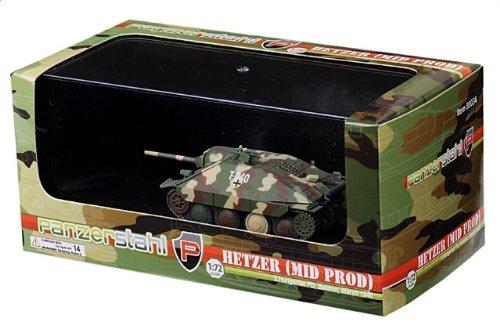 1:72 装甲車stahl ディスプレイ アーマー 88034 Skoda Sd.Kfz.138/2 Hetzer ディスプレイ モデル ドイツ軍 2.HungarianPzDiv ハンガリー 194