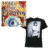 アイ・フィール・ライク・プレイング 【通販限定 2枚組LPレコード + オリジナルTシャツ付】 (TシャツブラックL)