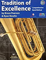W62BSE - Tradition of Excellence Book 2 - Tuba [並行輸入品]