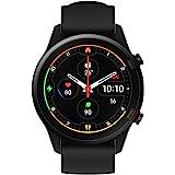Xiaomi Mi Watch Black – Smart Sport Watch, 1.39 Inch Anti-Scratch AMOLED, GPS, SPO2, 117 Sports Mode, 5ATM Water Resistance,