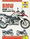 ヘインズ刊「BMW R1200 (2013〜16年) DOHC 水冷モデル」サービスマニュアル